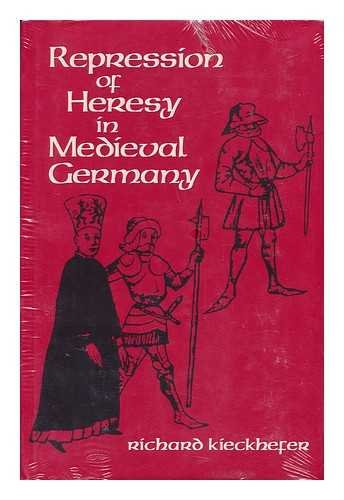 9780853231349: Repression of Heresy in Medieval Germany