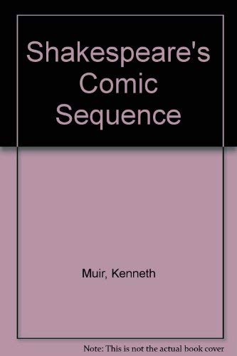 9780853231547: Shakespeare's Comic Sequence