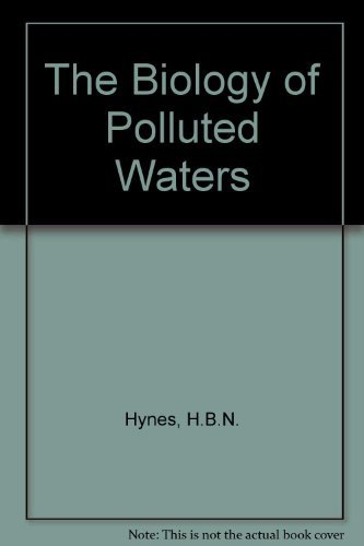 9780853232001: The Biology of Polluted Waters