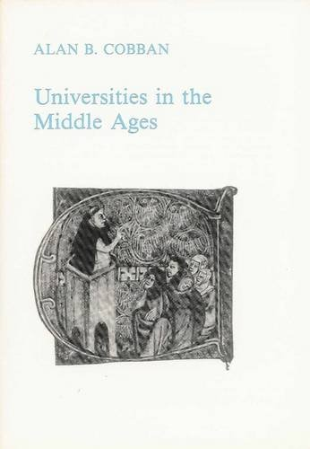 9780853232476: Universities In The Middle Ages