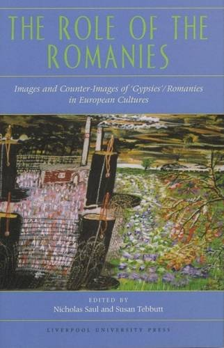9780853236795: Role of the Romanies: Images and Counter Images of 'Gypsies'/Romanies in European Cultures