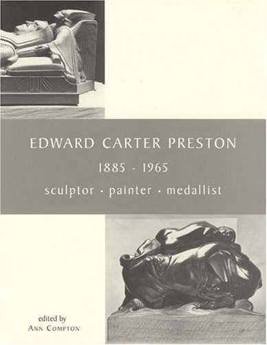 9780853237921: Edward Carter Preston 1885-1965: Sculptor, Painter, Medallist