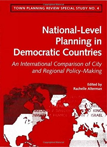 National-Level Spatial Planning in Democratic Countries: An International Comparison of City and ...