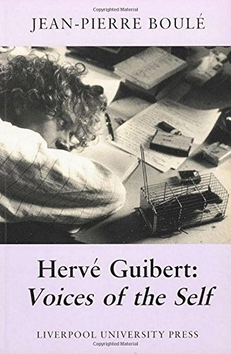 9780853238713: Herve Guibert: Voices of the Self