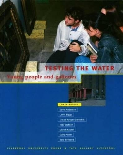 9780853239048: Testing the Water: Young People and Galleries