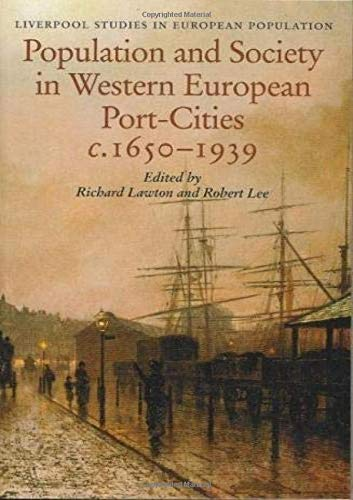 9780853239079: Population and Society in Western European Port-Cities, C. 1650-1939: 2