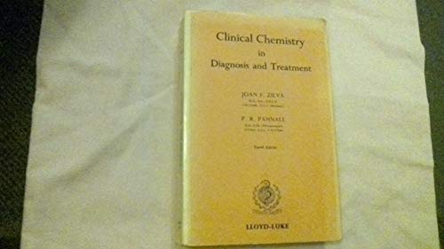 9780853242017: Clinical Chemistry in Diagnosis and Treatment