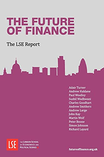 9780853284581: The Future of Finance: The LSE Report