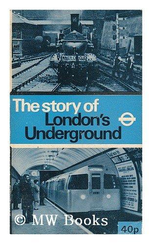 The story of London's Underground,: John Robert Day
