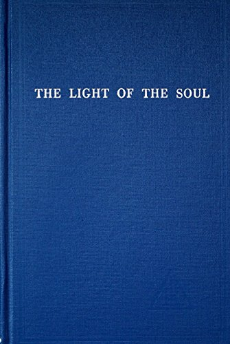 9780853300120: The Light of the Soul: Its Science and Effect : A Paraphrase of the Yoga Sutras of Patanjali