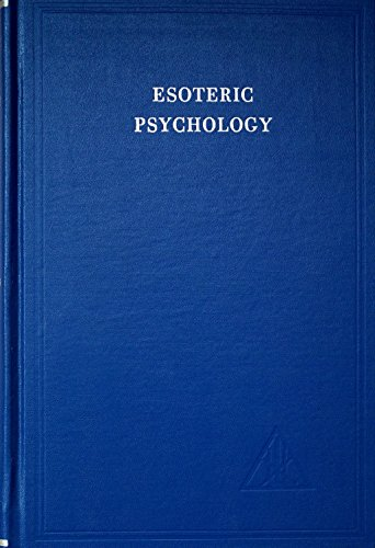 9780853300182: Esoteric Psychology 1: A Treatise on the Seven Rays, Vol. 1