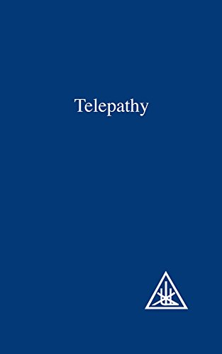 9780853301165: Telepathy and the Etheric Vehicle