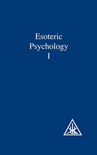 9780853301189: Esoteric Psychology, Vol. 1: A Treatise on the Seven Rays