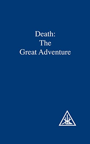 9780853301387: Death: The Great Adventure