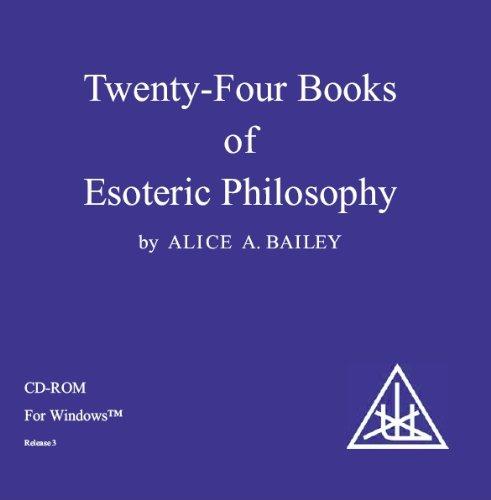 9780853301431: Twenty Four Books of Esoteric Philosophy