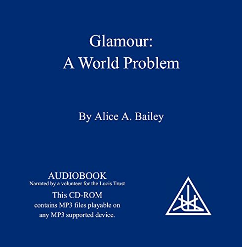 9780853302094: Glamour: A World Problem