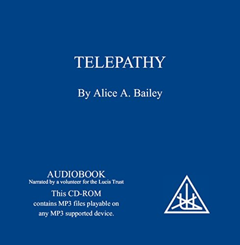 9780853302162: Telepathy and the Etheric Vehicle