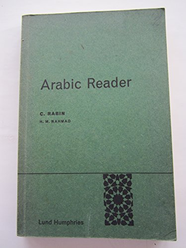 9780853310044: Arabic Reader (English and Arabic Edition)