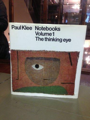 9780853310853: Notebooks: The Thinking Eye v. 1