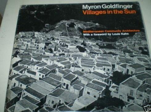 9780853312437: Villages in the Sun: Mediterranean Community Architecture