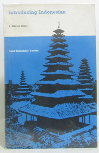 Introducing Indonesian: Hesse, I Hilgers-