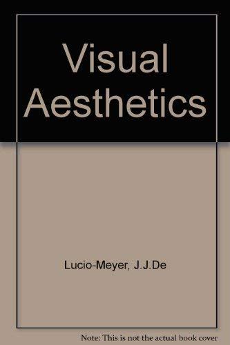 9780853313021: Visual Aesthetics