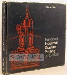 9780853313212: History of Industrial Gravure Printing Up to 1920