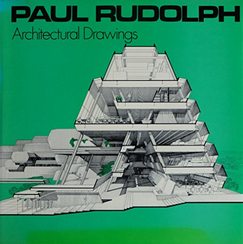 Paul Rudolph: Drawings (0853313679) by Paul Rudolph