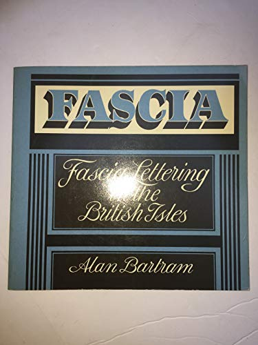 9780853314134: Fascia Lettering in the British Isles