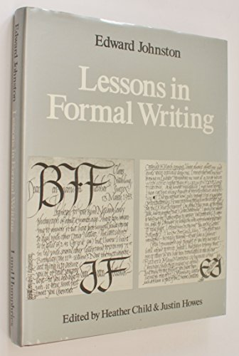9780853315025: Lessons in Formal Writing