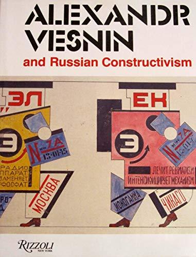 9780853315100: Alexander Vesnin and Russian Constructivism