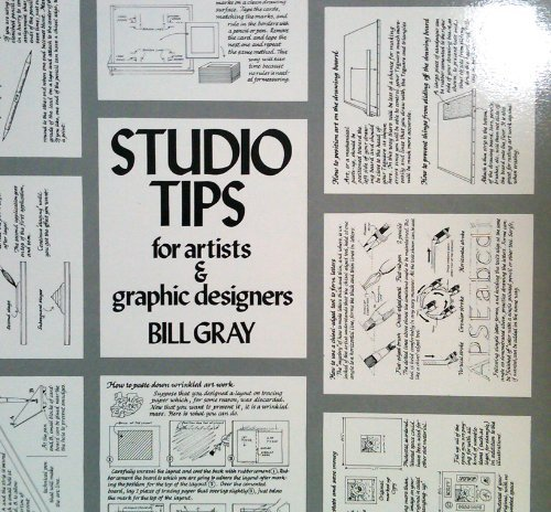 9780853315629: Studio Tips for Artists and Graphic Designers