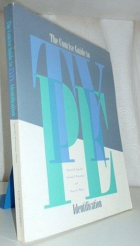 The Concise Guide to Type Identification: Apicella & others,