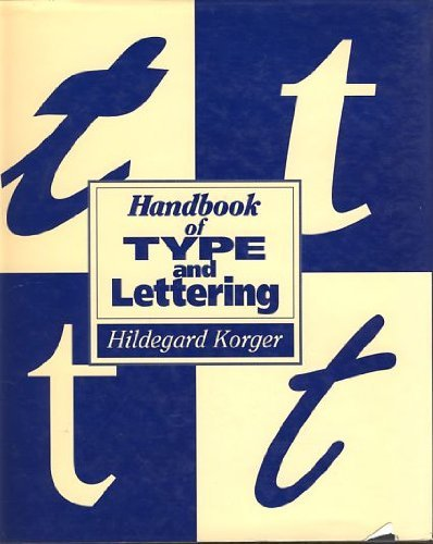 9780853316251: Handbook of Type and Lettering