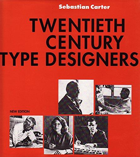 9780853316589: Twentieth Century Type Designers
