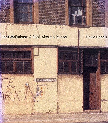 Jock McFadyen-A book about a painter: David Cohen; Contributor-Lewis