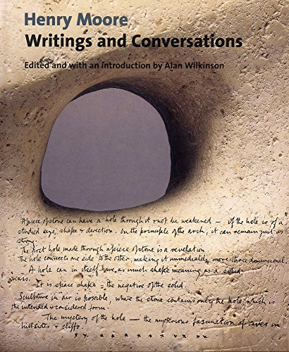 Henry Moore Writings and Conversations (Hardback)