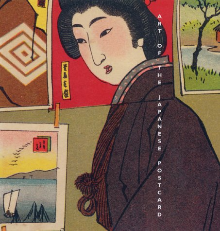 9780853319023: Art Of The Japanese Postcard
