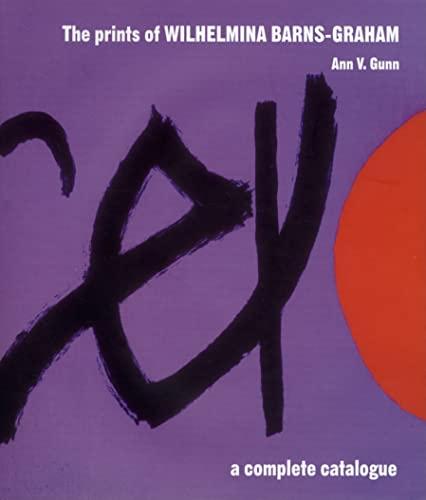 9780853319696: Prints of Wilhelmina Barns-Graham: A Complete Catalogue