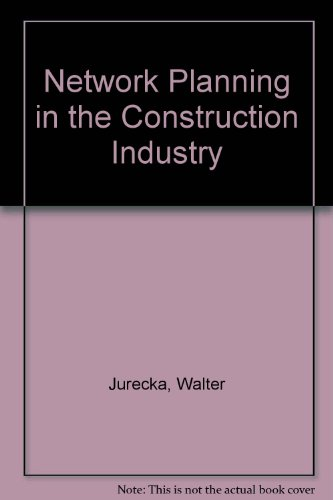 9780853340515: Network Planning in the Construction Industry