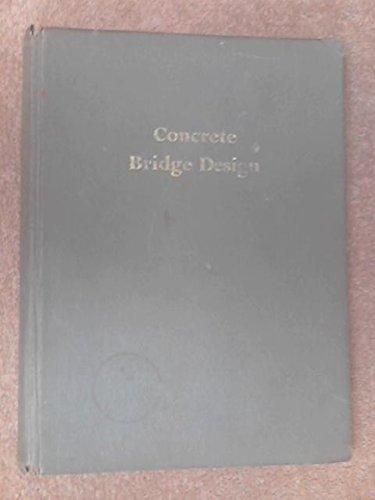 9780853341109: Concrete Bridge Design (Concrete Library)