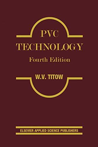 9780853342496: PVC Technology. Fourth Edition