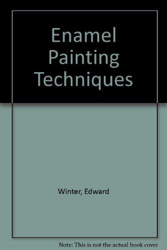 9780853342519: Enamel Painting Techniques