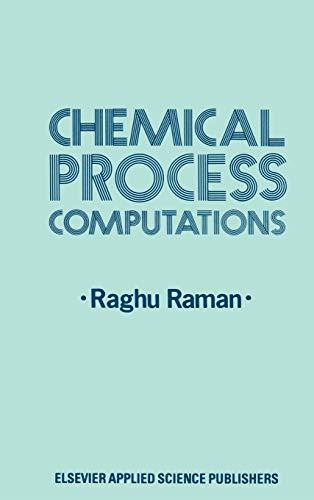 9780853343417: Chemical Process Computations