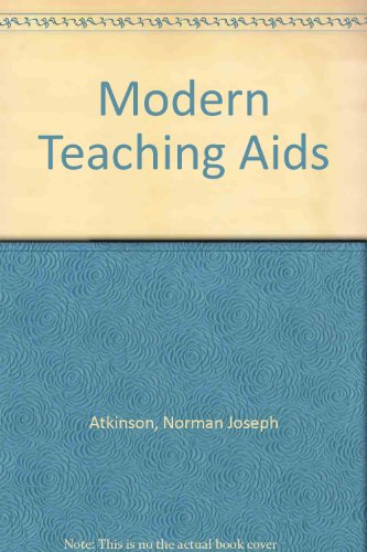 Modern Teaching Aids: Atkinson, N J