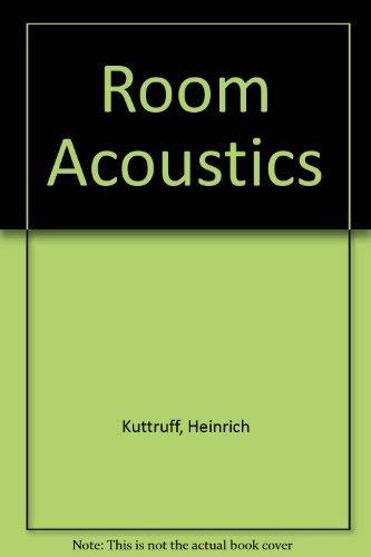 9780853345732: Room Acoustics
