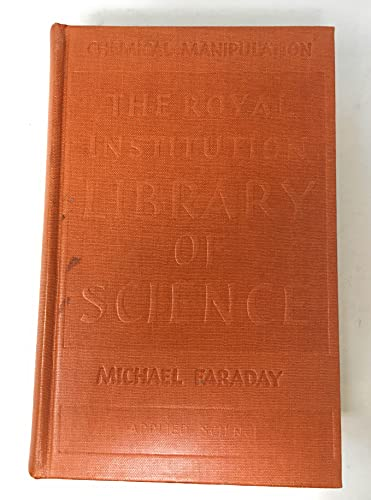 9780853345961: Chemical Manipulation (Library of science / Royal Institution of Great Britain)