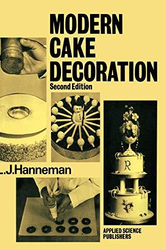 9780853347859: Modern Cake Decoration