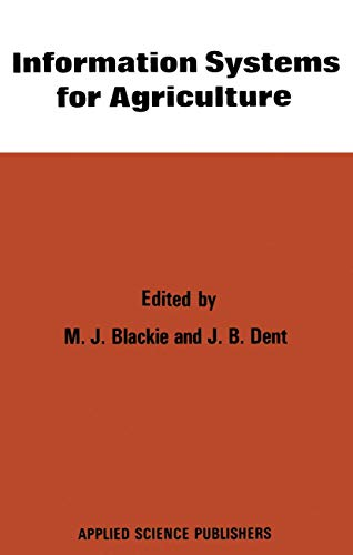9780853348290: Information Systems for Agriculture