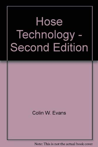 9780853348306: Hose Technology - Second Edition